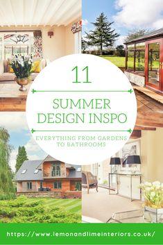 11 summer design inspiration.