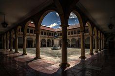 Universidad de Oviedo by Jose Luis Mieza on 500px