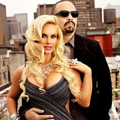 Coco and Ice T. She's my idol! Ice T And Coco, Famous Couples, Beautiful Couple, Perfect Couple, Beautiful Dolls, Interracial Couples, Celebrity Couples, Hollywood Couples, Cute Couples