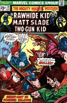 Mighty Marvel Western #39