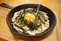 本日のおつまみ:スキレットでおうち居酒屋!『焼き鳥屋さんのふわとろ長芋焼き』レシピ - macaroni