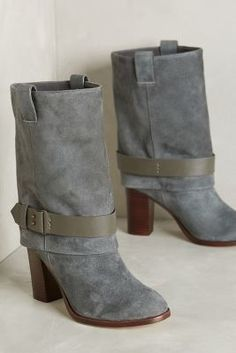 Splendid Delora Mid-Boots Dark Grey 8.5 Boots