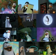 penguins of madagascar funny moments - Google Search
