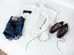 Vintage Levi's outfit - Johanna P.