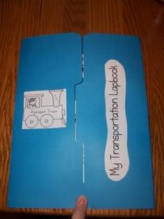 Squish Preschool Ideas: Lap Books