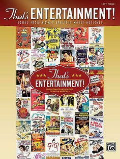 That's Entertainment! The Ultimate Anthology of M-G-M Musicals Songbook