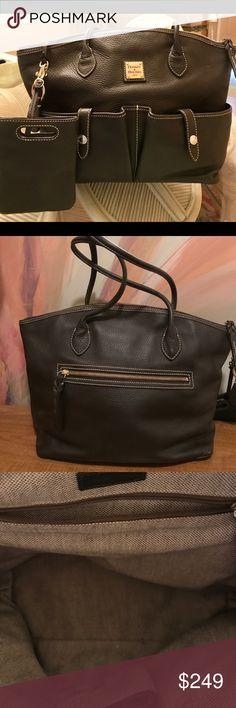 I just added this listing on Poshmark: 🔴💯ALL LEATHER DOONEY & BOURKE SATCHEL. #shopmycloset #poshmark #fashion #shopping #style #forsale #Dooney & Bourke #Handbags