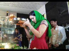 Shweta Tiwari's Ganpati Pooja | Ganesh Chaturthi 2014.