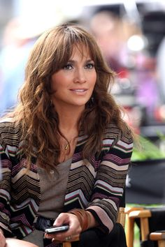 Jennifer Lopez Hair in The Backup Plan