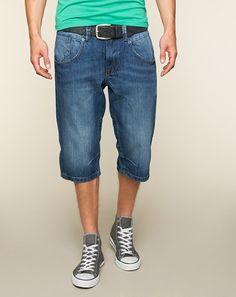 Pánské 3/4 jeans
