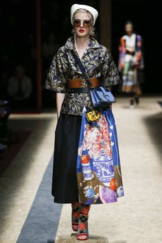 Prada Fall 2016 Read
