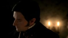 Richard Armitage as John Thornton in a publicity still for North & South. Source: RichardArmitageNet.com *** When last I left you, in the narrative of how Armitagemania hit, I was sitting in th…