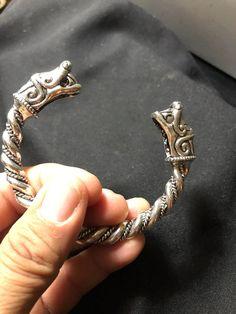 Quetzalcoatl Feathered Serpent Dragon Arm Bracelet, Stainless Steel, Large size for Men Feathered Serpent, Arm Bracelets, Dragon Pendant, Arms, Stainless Steel, Tattoos, Men, Vintage, Etsy