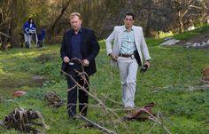 Still of David Caruso and Jonathan Togo in CSI: Miami
