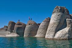 Los Reyunos, Provincia de Mendoza, Argentina