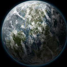 A random planet 2 by eViLe-eAgLe.deviantart.com on @DeviantArt