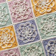 nesimerciger crochet blanket