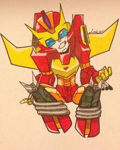 Rodimus Prime!  <3