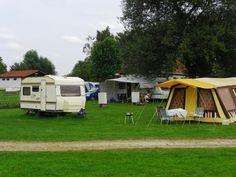 Campingplatz Strandbad Aga, 22 euro, 16 amp. 100 toer en 100 jaarplaatsen.