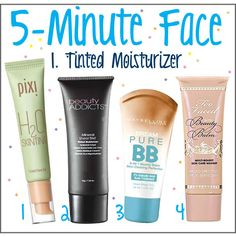 How to Get Your Makeup Done in 5 Minutes!! www.cybelesays.com #bbloggers #makeup#tintedmoisturizer @pixibeauty @beautyaddicts @maybelline @toofaced  http://www.cybelesays.com/my_weblog/2014/08/how-to-really-get-your-makeup-done-in-5-minutes.html