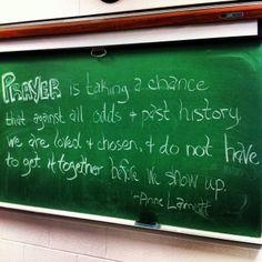 I love Anne Lamott's words.