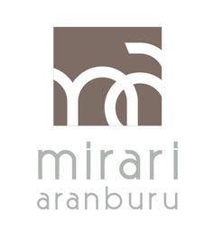 Diseño de logo para Mirari Aranburu, diseñadora de interiores