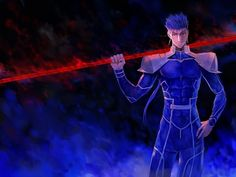 Fate/Stay Night - Lancer