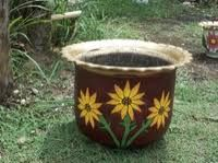 1000 images about tire planters on pinterest car tyres for Car tire flower planter