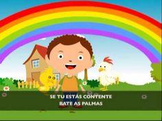 Laranjas e bananas (@Jardim de Infância 7) - YouTube