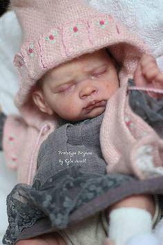 Reborn Babies Custom Reborn Baby Brynne by Kyla Janell 20 Reborn Baby Boy, Reborn Babypuppen, Reborn Toddler Dolls, Reborn Babies, Baby Boy Doll Clothes, Cute Baby Dolls, Cute Babies, Custom Reborn Dolls, Wiedergeborene Babys