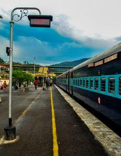 Udhampur Railway Station