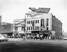 This May 1966 image shows the northwest corner of Fifth and Broad streets downtown, where a new Kelly's Jet System restaurant was to open in mid-August. The location was the company's eighth in the Richmond-Petersburg area, with two more in Roanoke. All other locations were drive-in restaurants, but the new downtown site was to be a self-service walk-in location seating 105 customers, with room for 40 more to stand at a counter.
