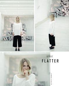Fotostrecke: THE WHITE CANVAS – Funktion Schnitt #funktionschnitt #whitecanvas #photography #tencel #cotton #fashion #basics