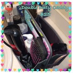 Thirty-One Gifts New for Spring 2015, Double Duty Caddy