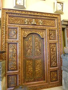 Balinese door & Large Balinese Doors Hand Carved Blue Green in NSW   eBay   asian ... Pezcame.Com