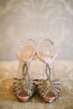 wedding shoes #wedding #shoes #bride #weddingshoes #brideshoes #sparkle #pink #cute #notmine #piperstudios