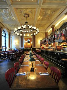 Jamie's Italian - UK - Threadneedle Street...How did I miss going to this place?!