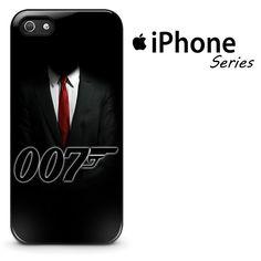 James Bond 007 Phone Case | Apple iPhone 4/4s 5/5s 5c 6 6 Plus Samsung Galaxy S3 S4 S5 S6 S6 Edge Samsung Galaxy Note 3 4 5 Hard Case