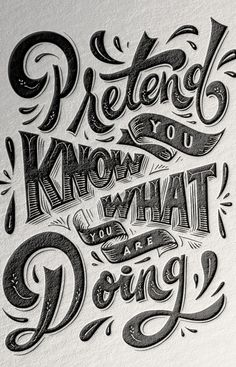 12 Inspiring letterpress word of wisdom printed on eco-friendly color papers. De… 12 Inspiring letterpress word of wisdom printed on eco-friendly color papers. Deluxe edition with copper and white foil. Chalk Lettering, Hand Lettering Alphabet, Hand Lettering Quotes, Creative Lettering, Types Of Lettering, Lettering Styles, Typography Letters, Lettering Design, Hand Drawn Lettering