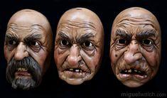 Miguel Walch Holzmasken | Fasnacht