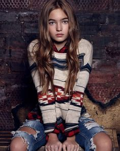 Cheap Cute Clothes For Teens Cute Teen Outfits, Outfits For Teens, Girl Outfits, Fashion Outfits, Little Fashion, Tween Fashion, Fashion Models, Young Models, Child Models