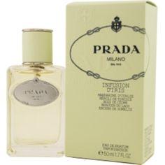 Prada infusion d'iris eau de parfum spray 1.7 oz by prada