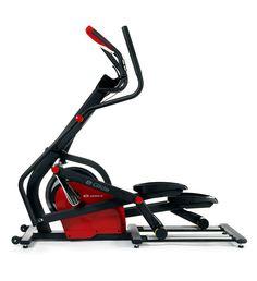 Forhjulsdrevet elliptisk maskin med kvalitet i alle detaljer og særdeles smidige bevegelser. Abilica E-Glide.