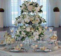 Centro tavola matrimonio