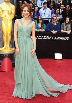 Maria Menounos Oscars 2012