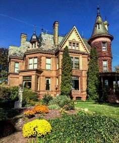 Henderson Castle - Kalamazoo MI