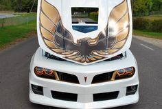 2014 - 2015 pontiac trans am firebird - LGMSports.com