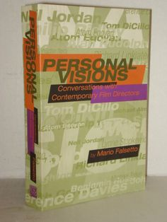 Personal Visions: Conversations With Contemporary Film Directors; / Visit our Bookstore for Progressive readers and Revolutionary Minds - at fah451bks.com