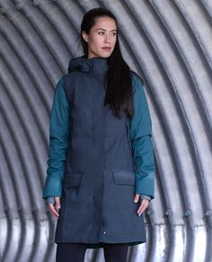 Lululemon | Winter 2014 | Blizzard Parka | $298 | We made this seam-sealed parka out of wind- and water-resistant fabric to stand up to serious winter weather, and insulated it with goose down fill to help lock in body heat.
