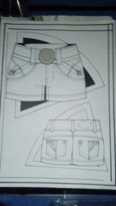 Jackson, Sketches, Ideas, Women's Jeans, Feminine, Sketch, Drawings, Doodles, Jackson Family